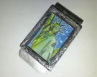 Statue of Liberty Money Clip
