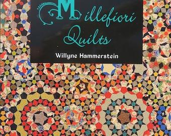 Millefiori Quilts - Willyne Hammerstein - Paper Piecing - Quilt Mania - QM 2612