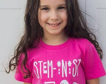 STEM-inist - STEM - Math - Science - Technology - Engineering - Girls -