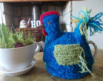 Chicken tea pot cozy