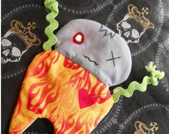 Zombie Voodoo Doll eTextile Kit
