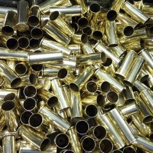 44 Mag Range Brass- 100 Pieces