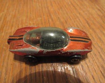 Topper Johnny Lightning Custom Turbine- Mirror Chrome With Painted Interior RARE