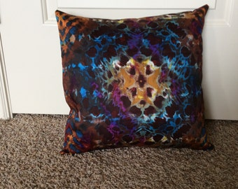 Colorful Throw Pillow Cover 16""
