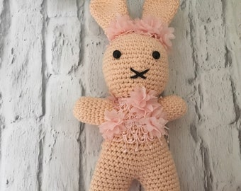 Ami rabbit - ami bunny - crochet rabbit - crochet bunny - amigurumi rabbit - amigurumi bunny - rabbit soft toy plushie