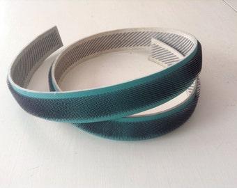 Rug hooking gripper strips for frames 300 ppi