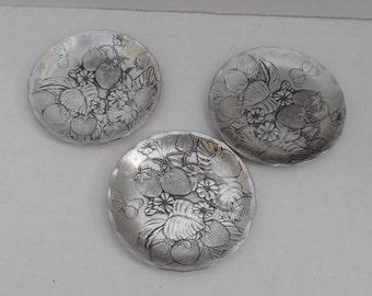 Small Handmade Metal Bowls