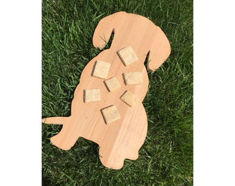 Coconut Squares- Organic Dog Treats