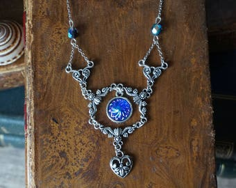 "Necklace ""Magical Ornaments"""
