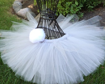 Bunny Tutu Grey Bunny Rabbit Costume