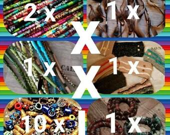 Dreadschmuck XXL Surprise Set