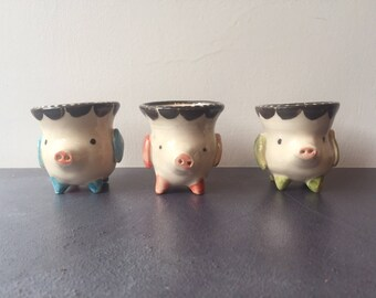 This Little Piggy Egg Cup
