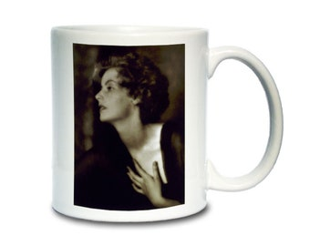 Coffee Mug; Greta Garbo Cm2