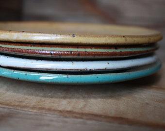 Dinner Plate - Made to Order - Plates - Dinnerware - Dinner Plates - Handmade - KJ Pottery