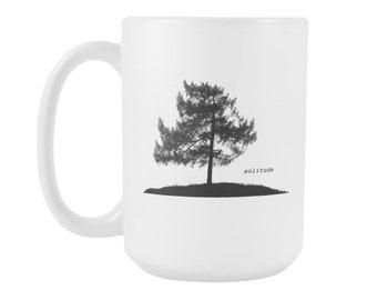 Solitude Tree Mug