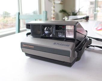 Polaroid Spectra made in U.K.