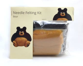 Make Your Own Bear Kit - makes 1.