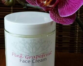 Pink Grapefruit Thick Face Cream