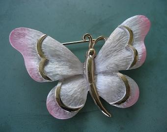 Pastelli Butterfly Brooch