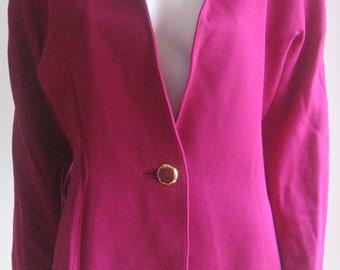 vintage 80s Spanish  jacket