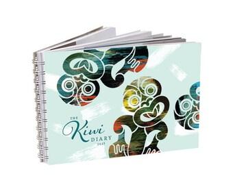 The Kiwi Diary 2015