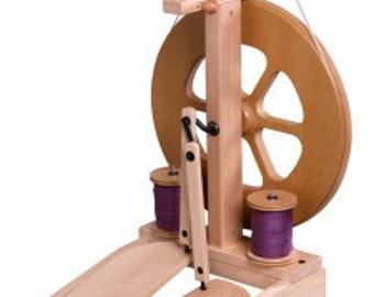 Kiwi 2 Spinning Wheel by Ashford Lacquered  US ONLY