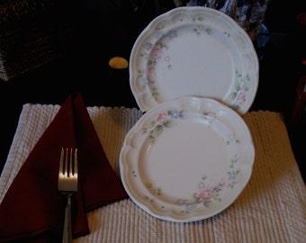 Pfaltzgraff Tea Rose Vintage Plates