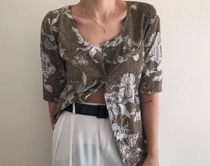 Vintage Lutz Teutloff Gravel Shirt