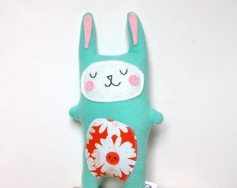 Bunny Softie Rabbit Plush,  Stuffie Bunny, Rabbit Doll, Stuffed Animal - Baby Gift