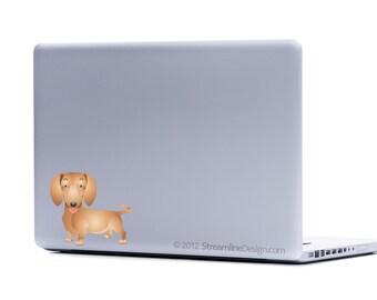 Dachshund Corgi Chihuahua Your Choice Laptop Decal | dog decals small dogs macbook decal corgi sticker dachshund sticker dachshund decal