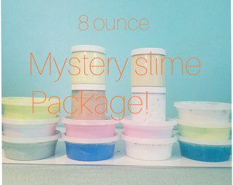 Mystery Slime Package