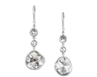 Portraiture Diamond Earrings