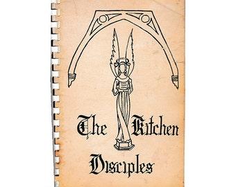 The Kitchen Disciples Vintage Cookbook, St. John's Episcopal Church, Montgomery Alabama