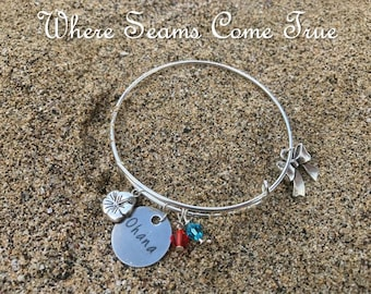 Lilo and Stitch Bracelet (Ohana)