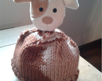 Infant Puppy Hat by Never Felt Better