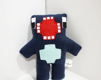 Ballistic Squid Plush Inspired by Minecraft (Unofficial)