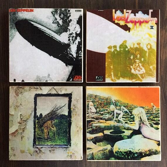 Led Zeppelin Album Cover ...