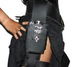 Leather Leg Flask Holster...