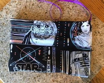 Star Wars drawstring gift bags