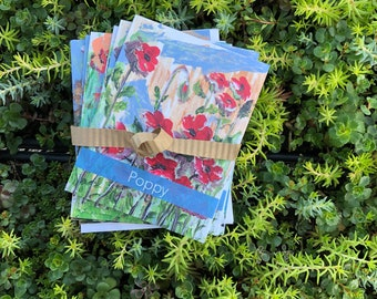 Touch of the Garden Notecards