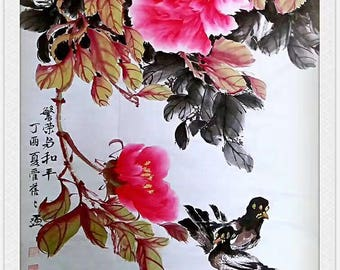 Mum's chinese paintings