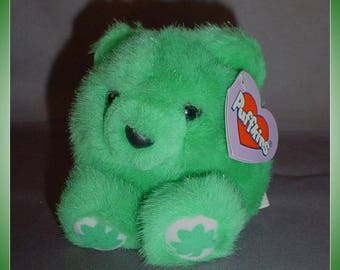 Puffkins Patrick Bear Plush 1998 with Tags