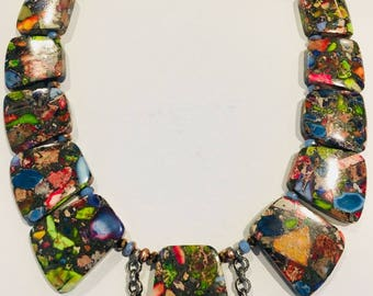 Statement Bib Necklace