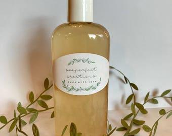 Apple Cider Astringent / Tea Tree Oil / Toner / Handmade Skin Care / Facial Products / Natural Skin Care / Acne / Combination Skin