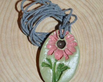 Hand-painted Clay Diffuser