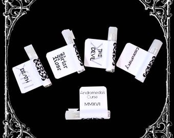 5-Piece Perfume Sampler Pack