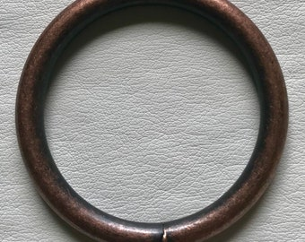 "2"" Antique Copper Finish Ring"