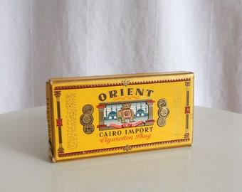 Vintage German Tobacco Box