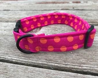"Handmade Dog Collar - ""Bella"""