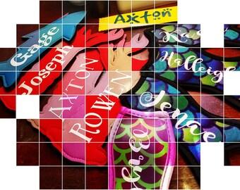 Freezie pop sleeves/holders/koozies